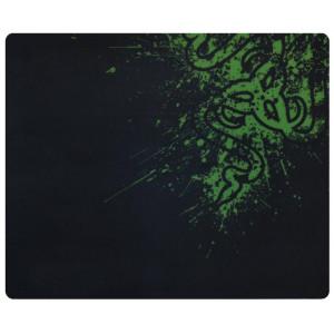 Gaming Mousepad Rubber Μαύρο - Πράσινο (43 x 35 cm)