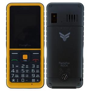FlameFox Rock (Dual Sim) με Κάμερα, Bluetooth, Ραδιόφωνο, Φακό GR 701197284739