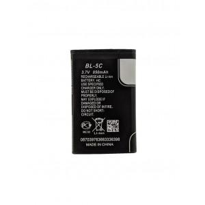 Μπαταρία Τύπου BL-5C για Nokia Li-ion, 850mAh, 3.7V Bulk 26439