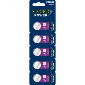 ELECTRIC POWER CR2032 Pcs. 5
