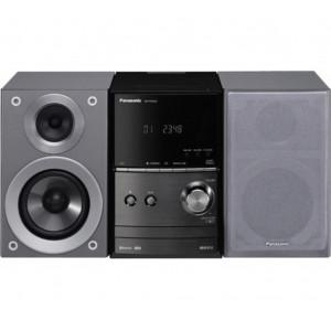 Ηχοσύστημα Micro Panasonic SC-PM600EG-K Ασημί με USB 2.0 και Bluetooth 5025232838288