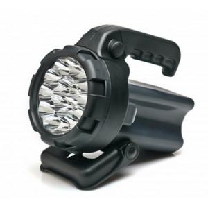 Φακός Mactronic 9018 με 18 LED 70 Lumens Αδιάβροχος και Επαναφορτιζόμενος Μαύρος 5907596106237