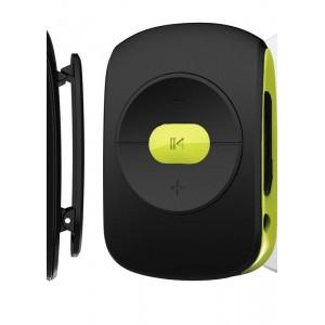 OSIO SRM-7640BG MP3 PLAYER ΜΑΥΡΟ / ΠΡΑΣΙΝΟ ΜΕ ΚΛΙΠ ΖΩΝΗΣ