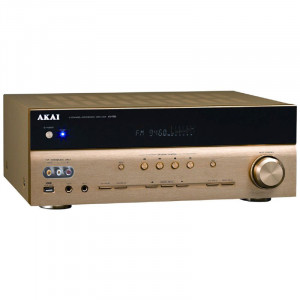AKAI AS030RA-780B ΡΑΔΙΟΕΝΙΣΧΥΤΗΣ 5.1 ΜΕ USB (ΕΩΣ 3 ΑΤΟΚΕΣ ΔΟΣΕΙΣ)