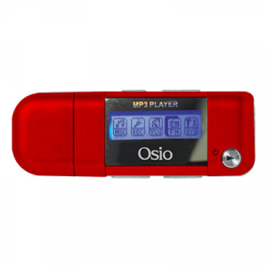 OSIO SRM-7540R MP3 PLAYER
