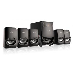 AKAI SS021A-5289F ΗΧΟΣΥΣΤΗΜΑ ΜΕ ΕΙΣΟΔΟ USB/SD CARD 5,1 90W