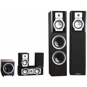 AKAI SS006A-305 ΗΧΕΙΑ HOME THEATER