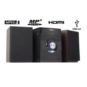 NIKKEI NMD315 MICRO HI-FI / DVD ΜΕ USB, HDMI