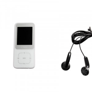 OSIO SRM-8380W MP4 / MP3 PLAYER ΛΕΥΚΟ 8GB