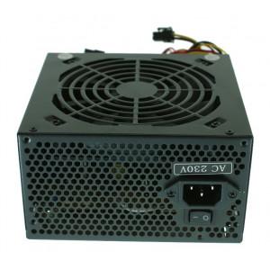 POWERTECH τροφοδοτικο για PC 530watt με Θερμικη Ασφαλεια.