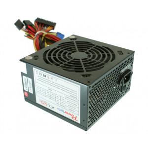 POWERTECH τροφοδοτικο για PC 620watt με Θερμικη Ασφαλεια.