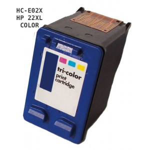 Συμβατο INKjet για HP - No 22XL