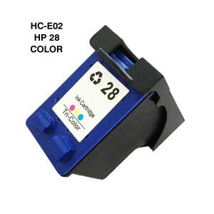 Συμβατο INKjet για HP - No 28XL
