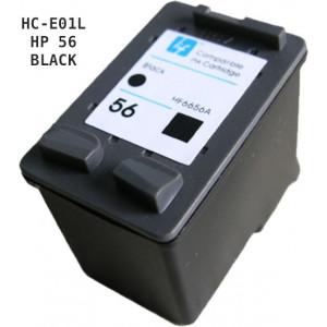 Συμβατο INKjet για HP - No 56XL