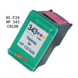 Συμβατο INKjet για HP - No 343XL