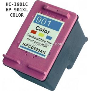 Συμβατο INKjet για HP - No 901XL