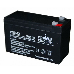 Powerkingdom μολυβδου battery 12Volt 9Ah