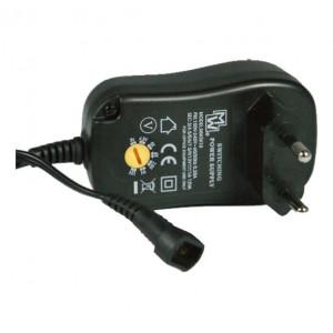 MW μετατροπέας ρεύματος 1000mA 16,5W(max.) 12V, / 12W,  με 8 μύτες