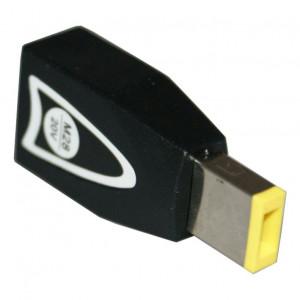 Power Tech βυσμα για φορτιστη LAPTOP - M28 - Lenovo -  Square