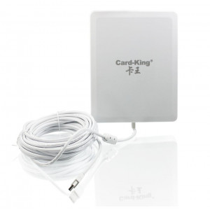 Card King εξωτερικης χρησης κεραια (HIGH POWER) 20 dbi - 10m καλωδιο USB
