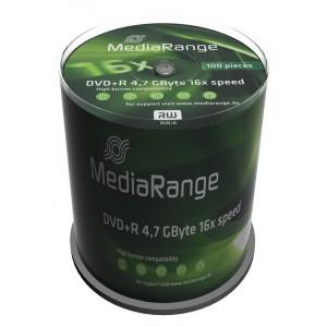 MediaRange DVD + R 4,7 GB 16x Cake100