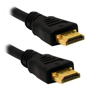 PowerTech Καλωδιο HDMI to HDMI 19pin 1,4V(CCS) - 1.4M