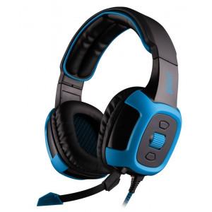 SADES Gaming headset Vibration USB - 7.1CH (Shaker), 40mm ακουστικά