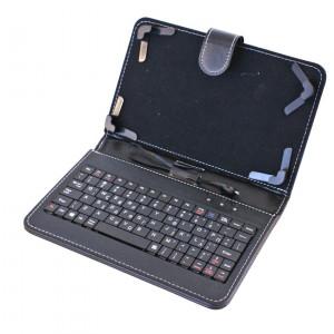 POWERTECH 3in1 Universal πληκτρολογιο - θηκη - βαση για Tablet 7 & 8 inch