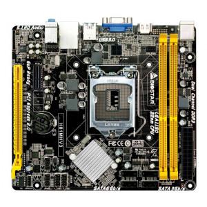 Biostar μητρικη για INTEL LGA 1150, με DDR3 & HDMI