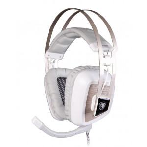 SADES Gaming headset USB - 7.1CH (ANTENNA), 40mm ακουστικα