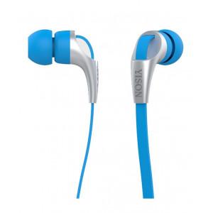 YISON ακουστικά HANDSFREE (ON/OFF) - BLUE