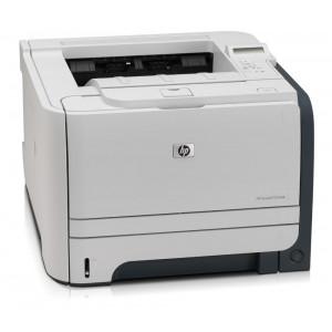 HP used Εκτυπωτης LaserJet P2055dn, Monochrome, με toner