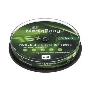 MediaRange DVD + R 4,7 GB 16X Cake10