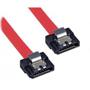 Powertech εσωτερικο καλωδιο SATA 7 pin / 7pin - 0.5m