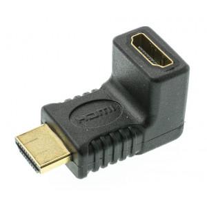 PT adapter HDMI 1.4V(F)/(M) - 90 Μοιρες