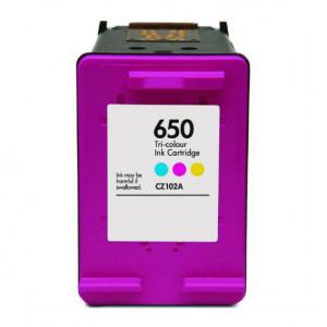 Συβ.INKJET για HP 650CL -XL