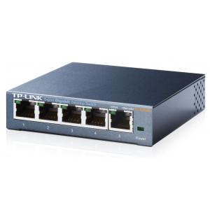 TP-LINK 10/100/1000Mbps Des.Switch 5-Θυρων - TL-SG105