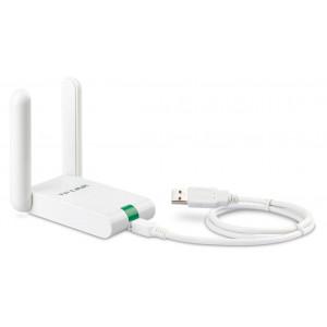 TP-LINK 300Mbps Ασυ.USB Ad. Υψηλης Απολαβης (Gain) - TL-WN822N