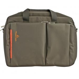 POWERTECH τσάντα για Laptop - 17.3 inch - GRAY