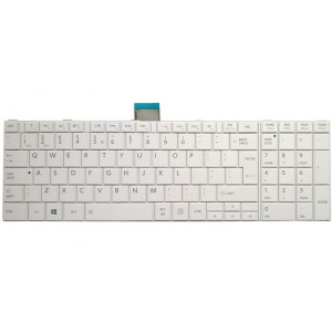 Πληκ. Αντ. Για Toshiba Satellite C850 US WHITE