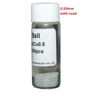 Solder Balls 0.50mm, with Lead, 25k