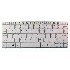 Πληκτρολογιο για Acer D260, 532H, D255, D270, 521, 533, Λευκο