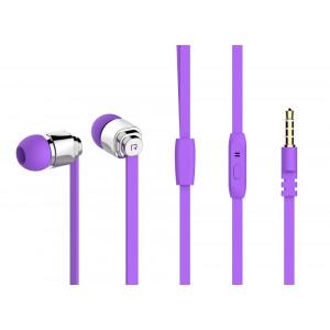 YISON Ακουστικά Handsfree CX460-PR, On-Off, Purple