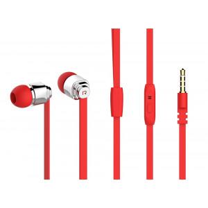 YISON Ακουστικά Handsfree CX460-PK, On-Off, Pink