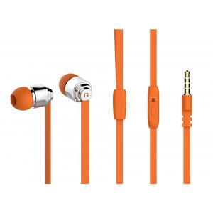 YISON Ακουστικά Handsfree CX460-O, On-Off, Orange
