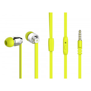 YISON Ακουστικά Handsfree CX460-GN, On-Off, Green