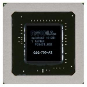 NVIDIA BGA IC Chip 8800M GTS G92-700-A2 512MB, 256Bits, with Balls
