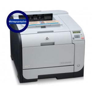 HP used Printer LaserJet CP2025DN, Color, toner απο 10% εως 100%