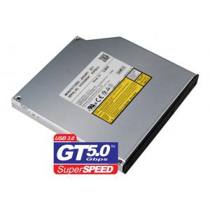 PANASONIC DVD-RW Drive UJ8A0, 8x, SATA, 12.7mm, Tray