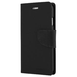 MERCURY Θηκη Fancy Diary για iPhone 4s, Black